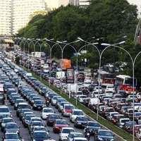Az autók színe az autók városában, São Paulo-ban