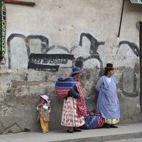 03.10. szombat: Bolívia - La Paz