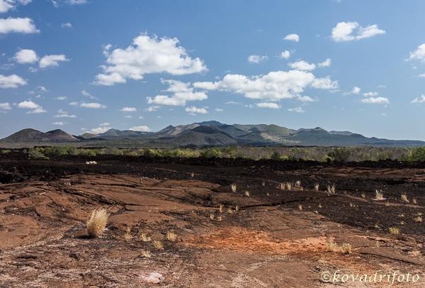 Shetani lava flows 1