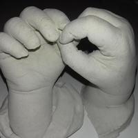 Kéz szobor készítése