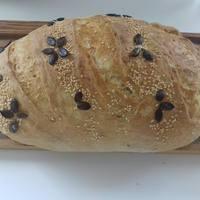 Kovászos, öregtésztás, élesztős kenyér
