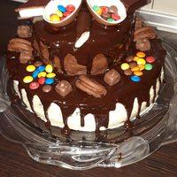 Túrórudi torta