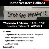 LMBT jogok a Nyugat-Balkánon c. konferencia a Leuveni Katolikus Egyetemen