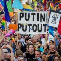 PUTIN/PUTOUT – ezt üzenik a bolgárok