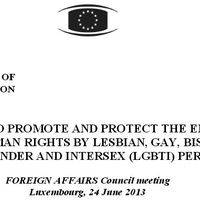 Diplomáciai útmutató az LMBTI személyek jogvédelméért