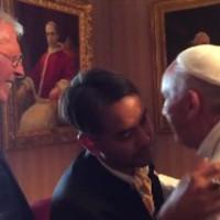 Vatikáni nyilatkozat Ferenc pápa üzenetértékű találkozóiról