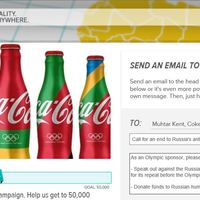Send an email to the head of Coca-Cola