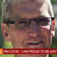 """Tim Cook: """"Büszke vagyok rá, hogy meleg vagyok"""""""