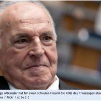 Helmut Kohl kiállása