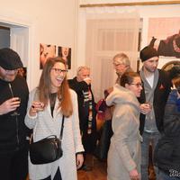 Töttös Kata: Démonok (kiállítás) # ef.Zámbó Happy Dead Band (koncert)