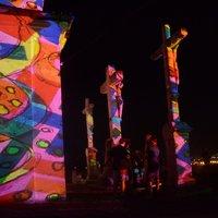 Az első Kaleidoszkóp Hegy Művészeti Fesztivál /Szent Tamás Hegy