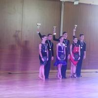 A Magyar Tánc Szövetség versenye, profi latin magyar bajnokság