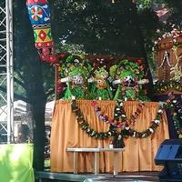 Jagannath hétvégéje: Szekérfesztivál, majd táncbemutató az indiai nagykövetségen