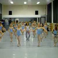 A táncos gyerek