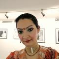 Saraswati puja  az indiai nagykövetségen