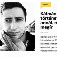 Nehéz jobb történeteket kitalálni annál, mint amit az élet megír - interjú, bumm.sk