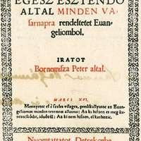 Lutheránus széppróza - bibliofil csemegék