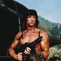 Rambo 1. vs Rambo 3.