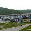 Szljudjanka, az elbűvölő bányászváros