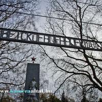 Szovjet katonai temető emlékmű, Polgárdi