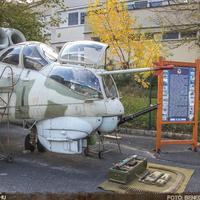 Veszprém Helikoptersimogató - avagy kicsik és nagyok foglalták el a Mi-24-t