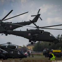 Radom - Mi-24V, Polish Army