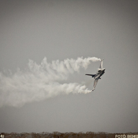 The F-16 Solo Display Team