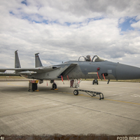 F-15-ösök Kecskeméten