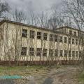 6. Gárda Gépesített Lövészezred - szovjet laktanya