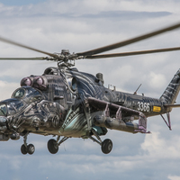 Alien Tiger - 3366