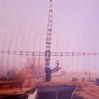 P-13 rádiólokátor