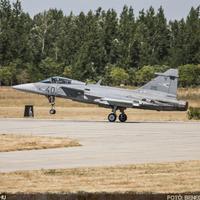 Kecskemét - Hungarian Air Force, Gripen