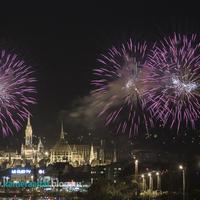 2018 augusztus 20 tűzijáték