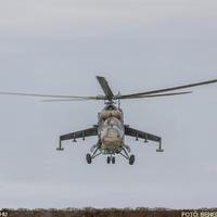 Mi-24P, 335 Hungarian Air Force