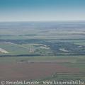Kunmadaras Szovjet repülőtér - 5. rész - Kunmadaras a levegőből