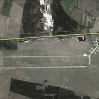 Csákvár tartalék reptér.
