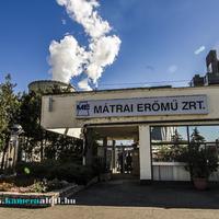 Gagarin Hőerőmű - Mátrai Erőmű