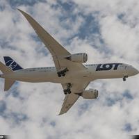 LOT Dreamliner érkezés, avagy New York-Budapest 2018-tól