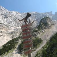 A szlovén turistautakról