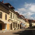 Kamnik főutcáján