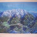 Kamniki-Alpok térkép