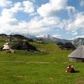 Velika Planina - Itt én is elüldögélnék :)