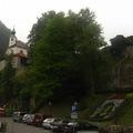 A templomdomb Kamnikban