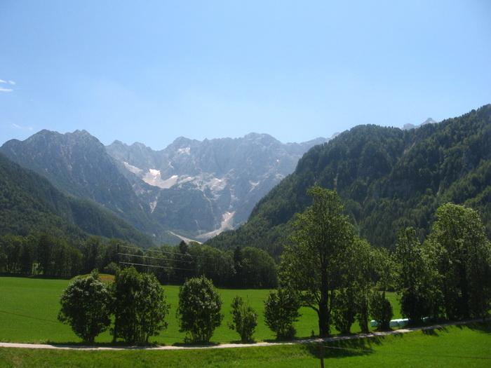 A Ravenska Kocna völgy