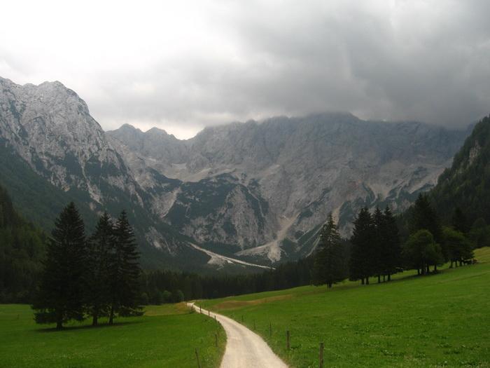 Kamniki-Alpok - Kamniško Alpe - Steiner Alpen