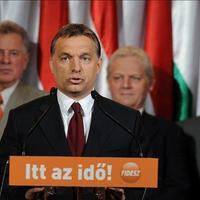 A Fidesz karnyújtásnyira a kétharmadtól