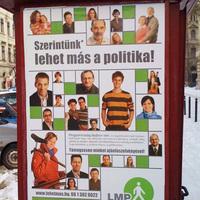 Szerintünk az LMP plakátja...
