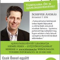 LMP - Schiffer András nem alkalmas arra, hogy a párt arca legyen