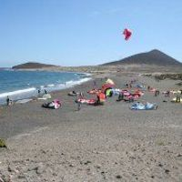 Kanári-szigetek: Szörf Tenerifén