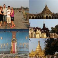 Mandalay&Amarapura